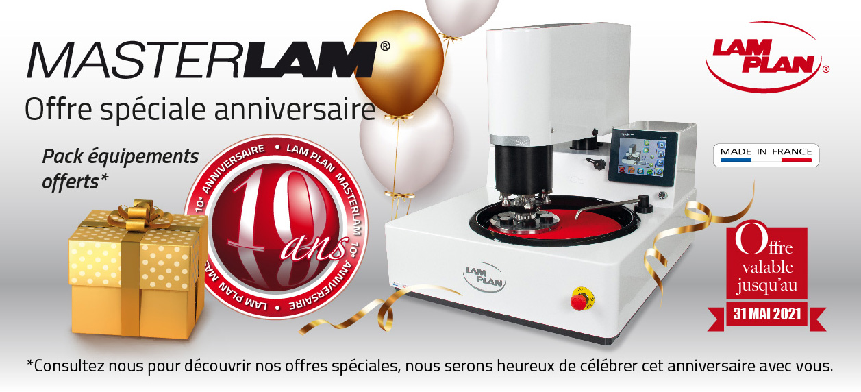 offre masterlam10ans