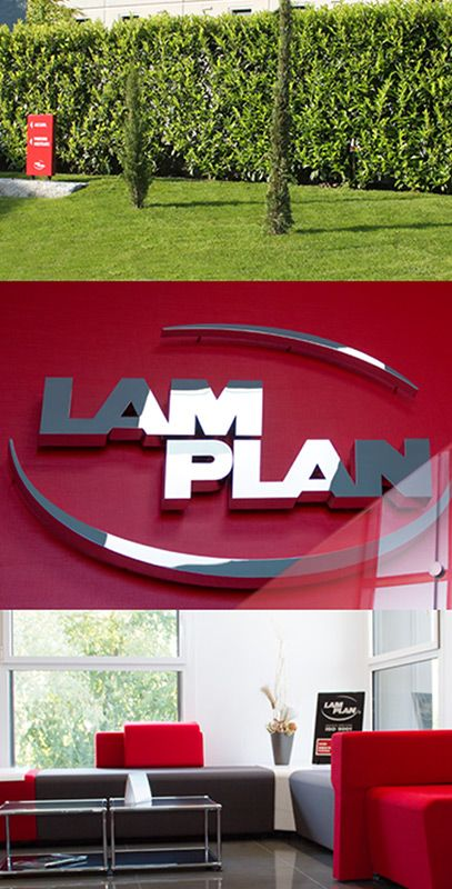 LAM PLAN Gaillard France